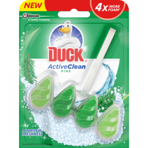 JOHNSON DUCK WC ACTIVE CLEAN PINIE 38,6G