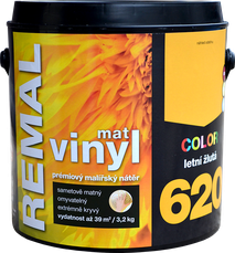 REMAL Vinyl color 110 Holubí šedá 3,2 kg