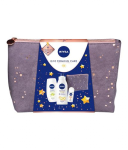 NIVEA VK BAG Q10 CARE (TM+SG+ROLL)