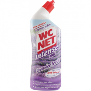 WC NET Intense Lavender Fresh WC gel, 750 ml