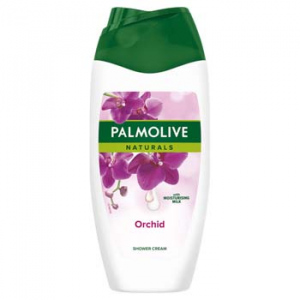 PALMOLIVE SPR.GEL NATUR. BLACK ORCHID 250 ML