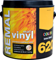 REMAL Vinyl color 200 safari béžová 3,2 kg